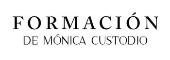 Mónica Custodio Formación Logo